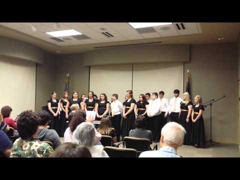 Kaplan High School Choir From a Distance
