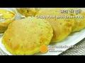 Matar ki Masala Puri  | हरे मटर की पूरी । Green Peas masala Poori | Matar Bedmi Poori