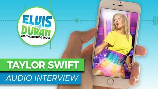 "Taylor Swift Says Filming ""Cats"" Was an Incredible Experience 
