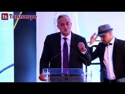 Allocution de M. Fadhel Kraiem PDG de Tunisie Telecom
