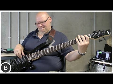 Frank Itt - Infinite Groove Bass Jam video
