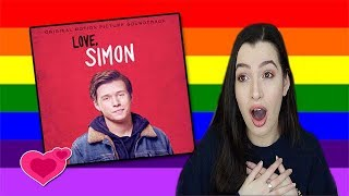 Download Lagu Love, Simon Full Album Reaction *Y'all Better Support This Project* Gratis STAFABAND