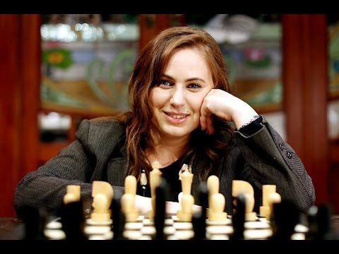 AMAZING Chess Sacrifice! - The great games of Judit Polgar