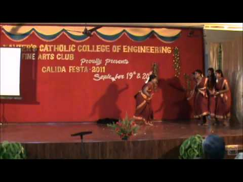 Ringa Ringa Dance In Sxcce Calidafesta 2011 By Sxcce Girls.mp4 video