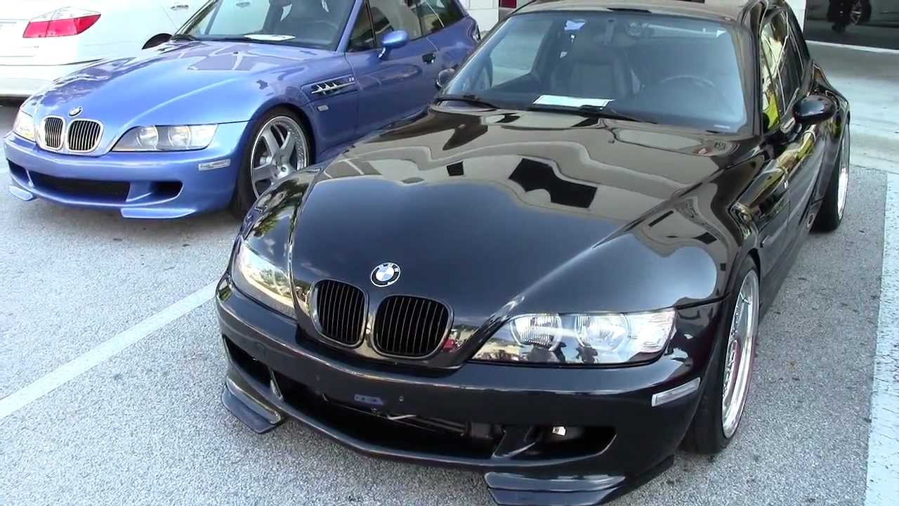 Bmw Z3 M Coupe Duo Walk Around Youtube