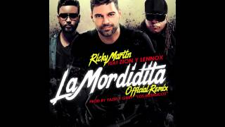 Video La Mordidita (Remix) ft. Zion & Lennox Ricky Martin