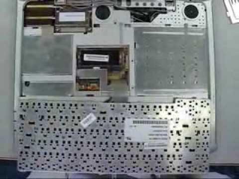 Desmontar un portátil