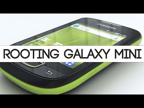 Rooting Samsung Galaxy Mini S5570