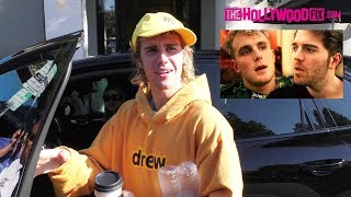 Justin Bieber Is Asked About Shane Dawson's Jake Paul Series & Teaches Paps A Lesson About Respect
