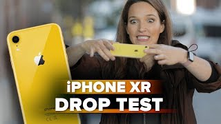 iPhone XR drop test: How tough is the glass?