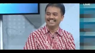 Jawaban Cerdas Rico Ceper Skak Mat ROY SURYO Politisi Demokrat dan Juga Mantan Menpora Era SBY