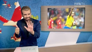 FIFA WC 2018 - BRA vs. BEL – for Deaf and Hard of Hearing - International Sign