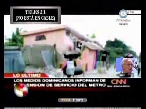 678 - Telesur desenmascara a la CNN 09-02-10