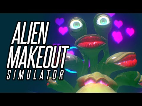 Alien Makeout Simulator.