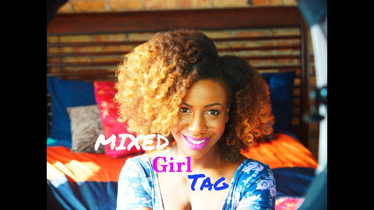 Mixed Girl Tag Mixed Girl Tag