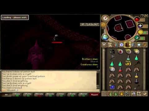 Runescape - More Barrows video