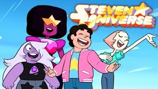 Steven Universe: The Movie FIRST LOOK! Official Trailer & Details Revealed!