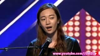 Julia Wu - The X Factor Australia 2014 - AUDITION [FULL]