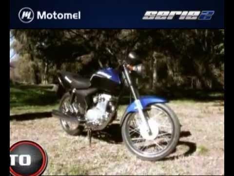 Test Drive - Motomel Serie 2 150