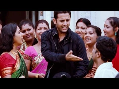 Ishq Movie || Comedy Between Nithin & His Friend || Nitin, Nithya Menen video