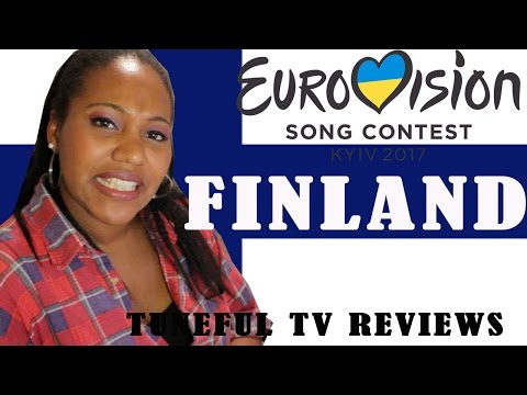 Eurovision 2017 - FINLAND - Tuneful TV Reaction & Review