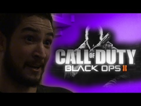 Nova Reacts to Black Ops 2 Reveal Trailer!!