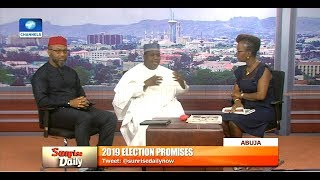 Elections: APC, PDP Chieftain Debate Implication Of El-Rufai's 'Body Bag' Comment Pt.2