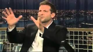 Bradley Coopers impersonations of other actors