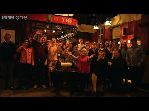 Ramsay Square - EastEnders: Neighbours 30th Anniversary tribute - BBC One