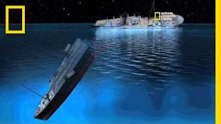 Download New CGI of How Titanic Sank | Titanic 100 3Gp Mp4
