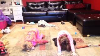 Agatha Lee Monn Video - Do you wanna build a snowman by Beck, Sarah Grace, and Madison Thomas!!