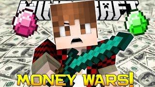 """Minecraft: """"CASH MONEY WARS HYPE"""" MONEY WARS #12 (Epic Mini-Game)"""