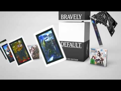 Bravely Default - Deluxe Collector's Edition Trailer | HD