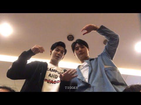 [FANCAM] Krist&Singto รวมพลหลังโปรโมท OurSkyy @ GMM 21-12-2018