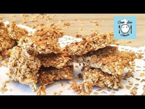 Полезное овсяное печенье без муки, масла и сахара