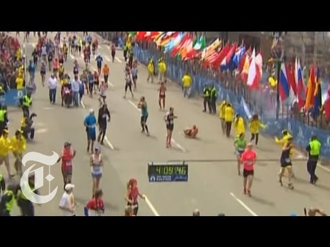 Boston Marathon Explosions: Bomb Attacks Near Finish Line | The New York Times