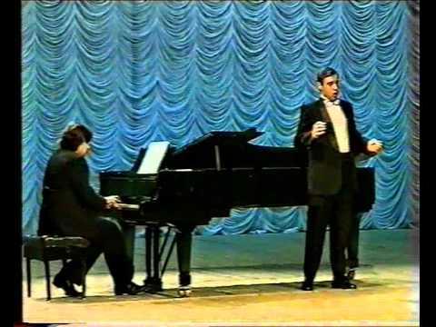 Шопен Фредерик - Семь песен для голоса и фортепиано 2. Гулянка