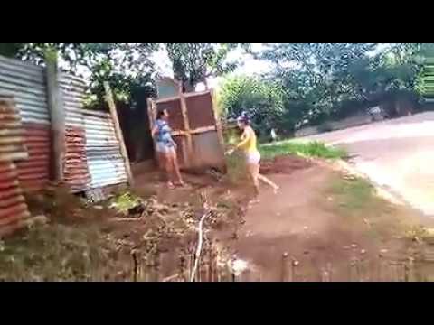 Pelea de mujeres Esparza Costa Rica