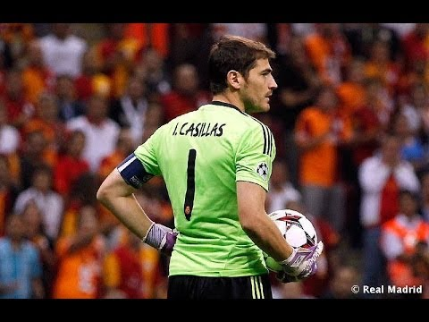 Iker Casillas 2014 ★ HD -Parte 1