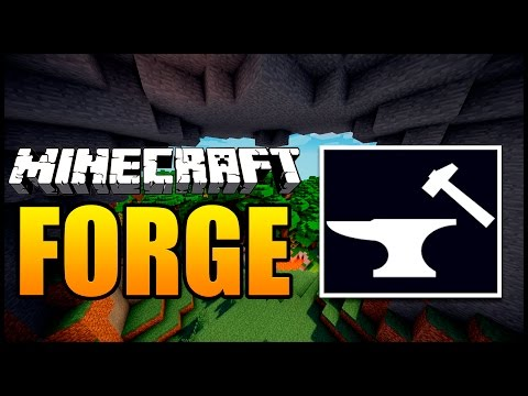 Descargar e instalar Minecraft Forge 1.7.2/1.7.10/1.8.1