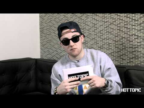 Your Burning Questions: Mac Miller