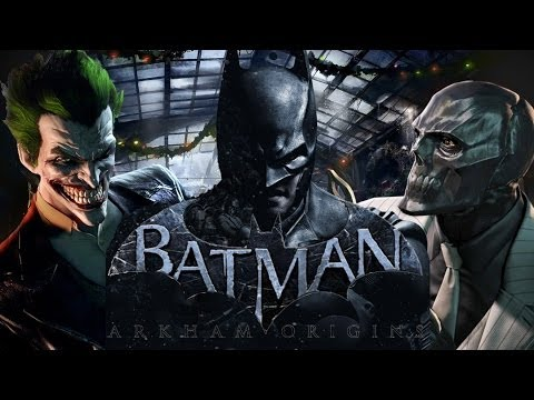 Especial: Batman [Parte 5] Review a Batman: Arkham Origins