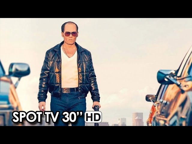 BLACK MASS starring Johnny Depp - TV Spot #1 (2015) - Crime Thriller HD