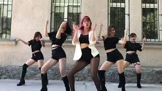 [K-pop cover ] Black Pink #블랙핑크 DDU-DU DDU-DU
