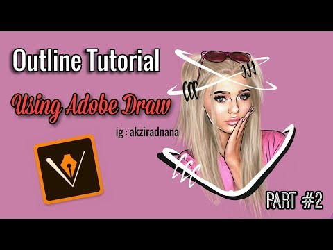 Outline Tutorial 2   Adobe Draw