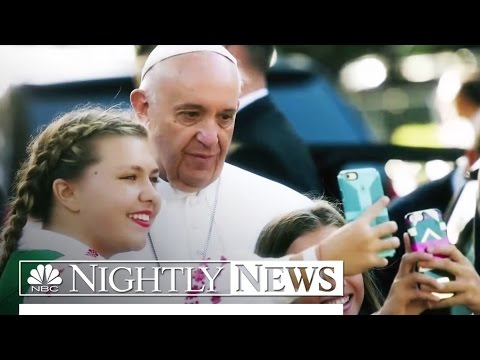 Pope Francis in America: The Pontiff Meets the People | NBC Nightly News