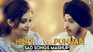 Hindi vs Punjabi Mashup (Sad Version) | Acoustic Singh ft. Deepshikha(Devotees Insanos Records)