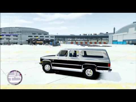 Grand Theft Auto IV - Ultimate Vehicle Pack V8 - Over 90 New Vehicles Realistic Scripts (IV/EFLC) HD