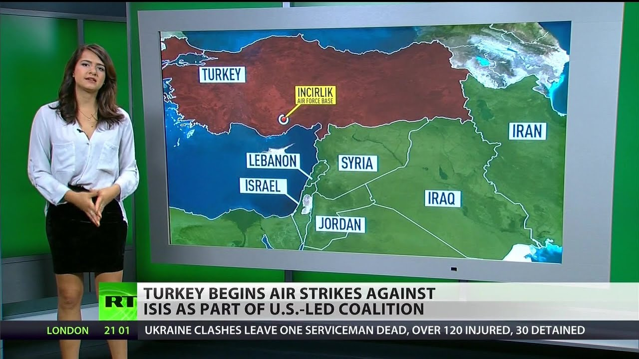 Turkey combatting PKK under guise of targeting ISIS