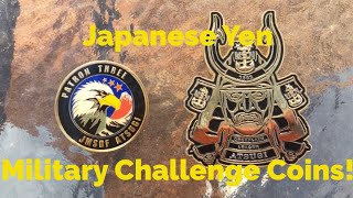 Metal detecting Japanese yen!  TreasurePro. Bonus Challenge coins Episode 6